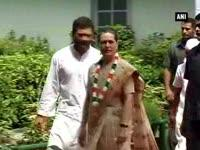 News video: Congress submits report to Sonia Gandhi on poll debacle