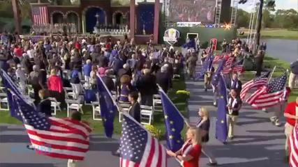 News video: Tiger Woods Rules Himself Out Of Ryder Cup